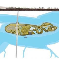 P:\Current projects\1204 Biesbosch Museum\02_PROD\CAD\20130513_SMV_1204_plattegrond sections and plans_recover ISLAND TOPVIEW (