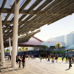 MaxThreads, Kaohsiung Port Station Urban Design, tecnne