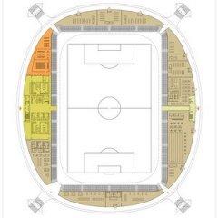 Football estadio FC Bate 54