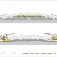 Football estadio FC Bate 57