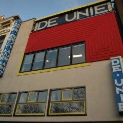 Johannes Oud, Café De Unie, tecnne