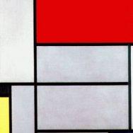 Tableau I Mondrian