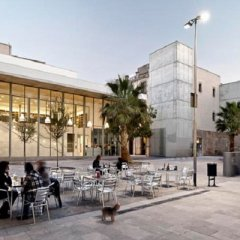 Jordi Garcés, Anexo Museo Picasso, tecnne