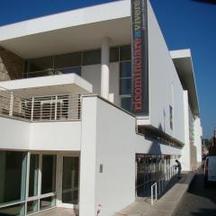Richard Meier, Ara Pacis Museum, tecnne