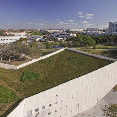Arquitectonica, FIU School of International and Public Affairs, tecnne