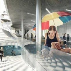 Bjarke Ingells Group, Arta - Art Cluster Arnhem, tecnne