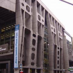Clorindo Testa,  SEPRA, Banco de Londres y América del sur,  Tecnne