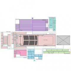 UNStudio, Beethoven Concert Hall, tecnne