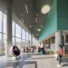 Schmidt Hammer Lassen, Ningbo New Library, tecnne
