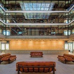 Mindlin Loeb + de Almeida, Biblioteca de la Universidad de San Pablo, tecnne