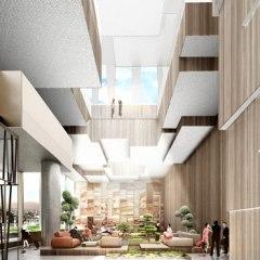Kohn Pedersen Fox Associates, Block H, tecnne