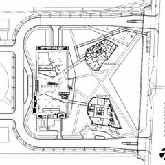 Architects 49, BU Landmark Complex, tecnne