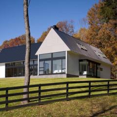 Robert M. Gurney, Becherer house, tecnne
