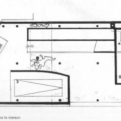 1. CASA CURUTCHET, OBRAS COMPLETAS, planta baja