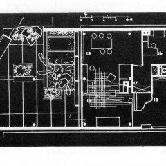3. CASA CURUTCHET, OBRAS COMPLETAS, segundo piso