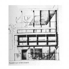 7. CASA CURUTCHET, OBRAS COMPLETAS, fachada