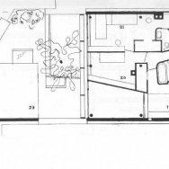 4. CASA CURUTCHET, OBRAS COMPLETAS, tercer piso
