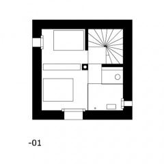 Marte.Marte Architekten, Casa de la ladera, tecnne