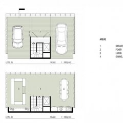 Casa del acantilado, Modscape 20
