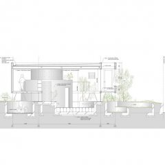 UID Architects, Pit House, tecnne