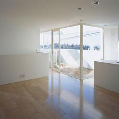 Studio Noa, Casa en Izumiku, tecnne