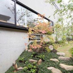 Shogo Iwata, Casa en Suita, tecnne