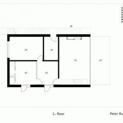 Peter Ruge Architekten, Casa O,  tecnne
