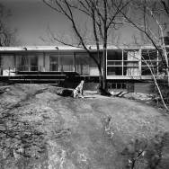 1955-own-house-armonk-photograph-of-the-back-facade