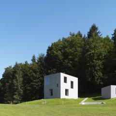 OLKRÜF, Casa Rüscher, tecnne