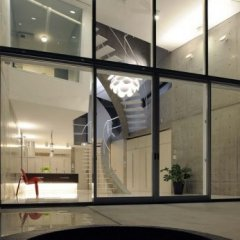 Atelier Boronski, T House, tecnne