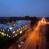 Centro de salud Nord Architects 5