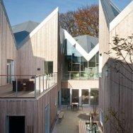 Centro de salud Nord Architects 9