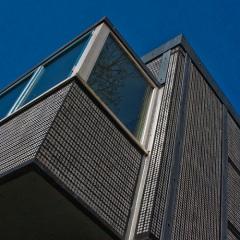 Gerrit Rietveld, Casa del Chofer, tecnne