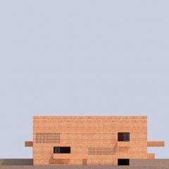 David Chipperfield, Marrakech Museum for Photography and Visual Art, tecnne