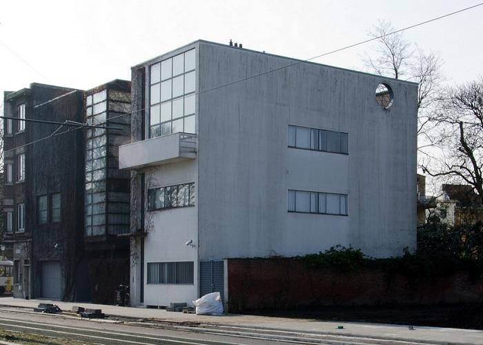 Le corbusier casas citrohan tecnne arquitectura y - Casas de le corbusier ...