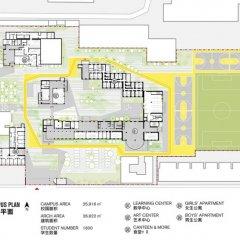 Crossboundaries, Chaoyang Future School, tecnne