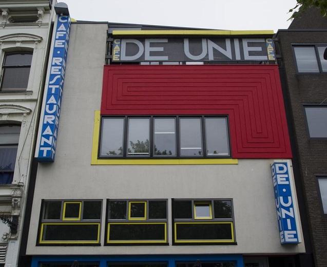 Populair Café De Unie, J.J.P. Oud | TECNNE - Arquitectura y contextos #HT04