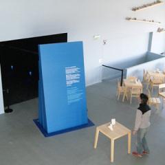 Santiago Cordeyro y Pablo Güiraldes, Museo del Hielo Patagónico, tecnne