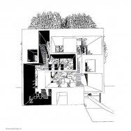 MVRDV, Double House, tecnne