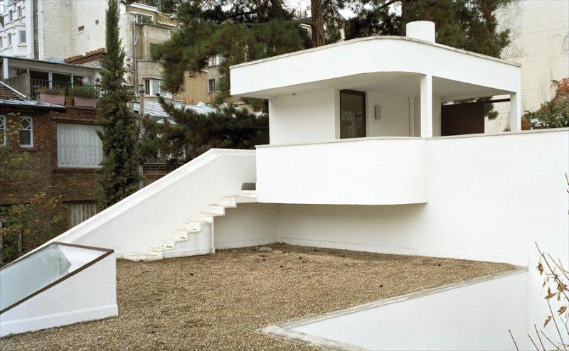 El proyecto la roche jeanneret tecnne arquitectura y - Casas de le corbusier ...