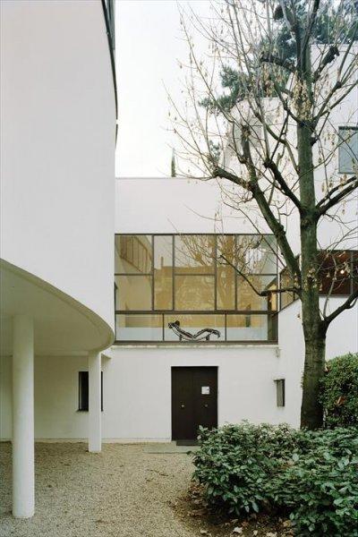 el proyecto la roche jeanneret tecnne arquitectura y contextos. Black Bedroom Furniture Sets. Home Design Ideas