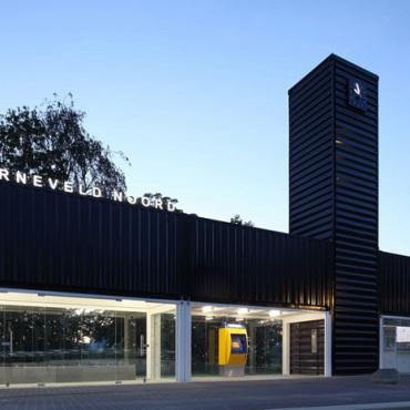 Barneveld Noord, NL Architects, tecnne