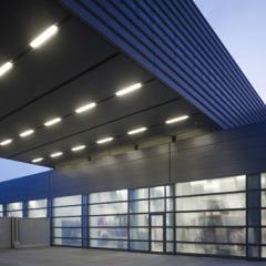 Estación de Bomberos de Dordrecht, René van Zuuk Architekten, tecnne