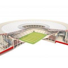 Estadio Nacional de Brasilia 15