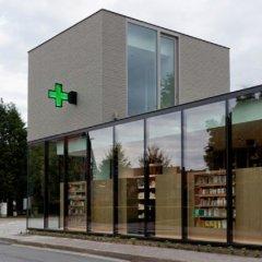 CAAN Architecten, Farmacia M, tecnne