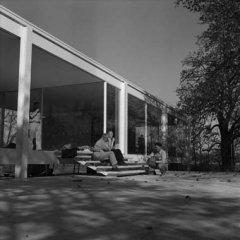 Casa-Farnsworth-Construccion-4