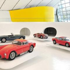 Jan Kaplicky - Andrea Morgante, Museo Enzo Ferrari, tecnne