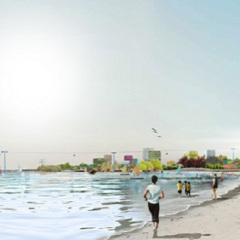MVRDV, Floriade 2020 Almere, tecnne