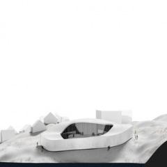 Bjarke Ingels, Galería Nacional de Arte de Groenlandia, tecnne