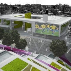 Urban think tank, Grotao, tecnne